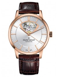 Claude Bernard Classic Open Heart Automatic 85017 37R AIR3 watch image