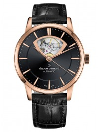 Claude Bernard Classic Open Heart Automatic 85017 37R NIR3 watch image