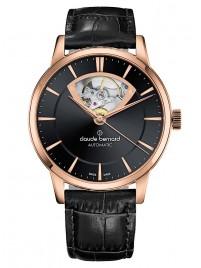 Claude Bernard Classic Open Heart Automatic 85017 37R NIR3 watch image