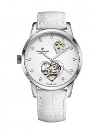 Claude Bernard Classic Open Heart Automatic 85018 3 BPN2 watch image