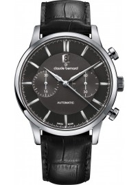 Claude Bernard Sophisticated Classics Automatic Chronograph 08001 3 NIN watch image
