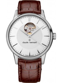 Claude Bernard Sophisticated Classics Automatic Open Heart 85017 3 AIN watch image