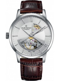Claude Bernard Sophisticated Classics Automatic Open Heart 85017 3 AIN2 watch image