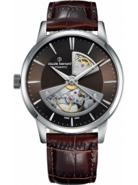 Claude Bernard Sophisticated Classics Automatic Open Heart 85017 3 BRIN2 watch image