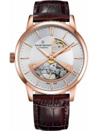 Claude Bernard Sophisticated Classics Automatic Open Heart 85017 37R AIR2 watch image