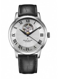 Claude Bernard Sophisticated Classics Open Heart Automatic 85017 3 AR watch image