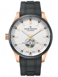 Claude Bernard Sporting Soul Aquarider Automatic Open Heart 85026 37RNCA AIR Ausstellungsstuck watch image