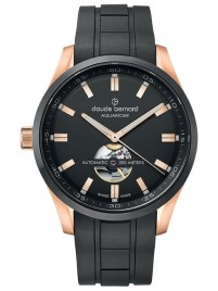 Claude Bernard Sporting Soul Aquarider Automatic Open Heart 85026 37RNCA NIR watch image