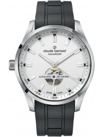 Claude Bernard Sporting Soul Aquarider Automatic Open Heart 85026 3CA AIN watch image