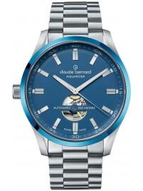 Claude Bernard Sporting Soul Aquarider Automatic Open Heart 85026 3MBU BUIN watch image