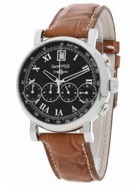 Eberhard Chrono 4 Bellissimo Vitre Chronograph 31043.8 BR watch image