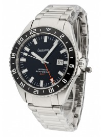 Eberhard Eberhard-Co Scafograf GMT Date Automatic 41038.01 CAD watch image