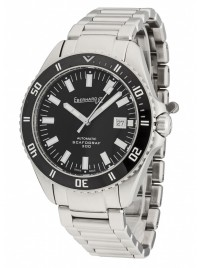 Eberhard Scafograf 300 Date Automatic 41034.4 CAD watch image