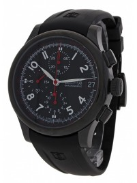Eberhard Traversetolo Noir Limited Edition Chronograph Date 31053.1 CU watch image