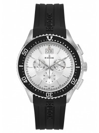 Edox C1 Chronograph Big Date 10026 3CA AIN watch image