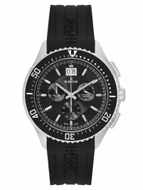 Image of Edox C1 Chronograph Big Date 10026 3CA NIN watch