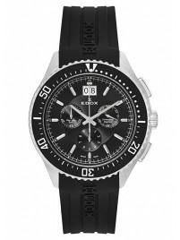 Image of Edox C1 Chronograph Big Date 10026 3CA NIN watch