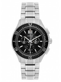 Edox C1 Chronograph Big Date 10026 3M NIN watch image