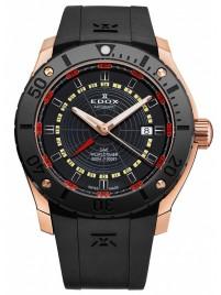 Edox Chronoffshore 1 GMT Worldtimer Automatic 93005 37R NOJ watch image