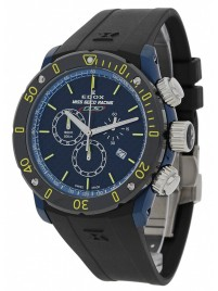 Edox Chronoffshore 1 Miss Geico Racing 113 Limited Edition Chronograph Quarz 10221 357BUJ BUJ113 watch image