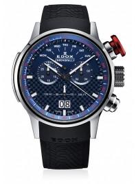 Edox Chronorally Chronograph Big Date 38001 TIN BUIN watch image