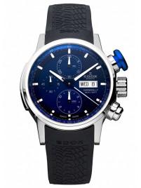 Edox Chronorally Day Date Automatic 01116 3PBU BUIN watch image