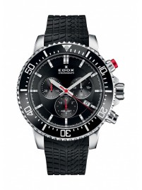Image of Edox Chronorally S Titanium Chronograph 10227 TINCA NIN watch