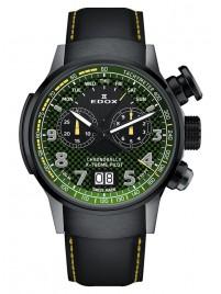Edox Chronorally Xtreme Pilot Limited Edition Chronograph Quarz 38001 TINGN V3 watch image