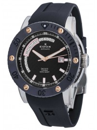 Edox Class 1 Day Date Automatic 83005 TINR NIR2 watch image