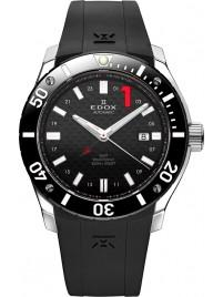 Edox Class 1 Worldtimer GMT Automatic 93005 3 NIN watch image