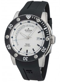 Edox Class1 Day Date Automatic 83005 TIN AIN watch image