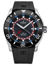 Edox Class1 GMT Worldtimer Automatic 93005 3 NBUR watch image