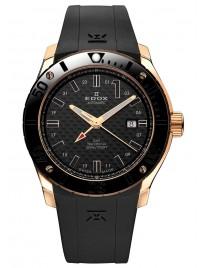 Edox Class1 GMT Worldtimer Automatic 93005 37R NIR watch image