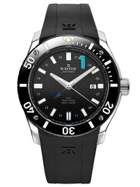 Edox Class1 Worldtimer GMT Automatic 93005 3 NBU watch image
