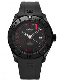 Edox Class1 Worldtimer GMT Automatic 93005 37N NRO watch image