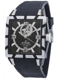 Edox Classe Royale Open Heart Automatic 85007 357N NIN watch image
