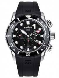 Edox CO1 Chronograph Date Quarz 10242 TIN NIN watch image