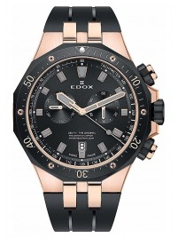 Image of Edox Delfin Chronograph Date Quarz 10109 357RNCA NIRG watch
