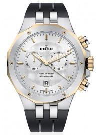Edox Delfin Chronograph Date Quarz 10110 357JCA AID watch image