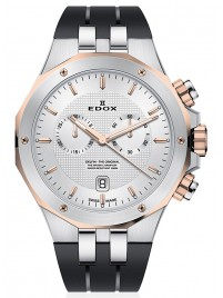 Edox Delfin Chronograph Date Quarz 10110 357RCA AIR watch image