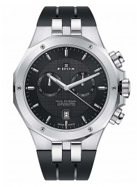 Image of Edox Delfin Chronograph Date Quarz 10110 3CA NIN watch