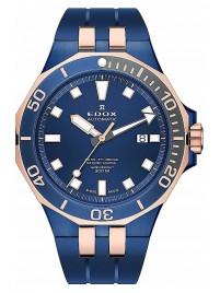 Edox Delfin Date Date Automatic 80110 357BURCA BUIR watch image
