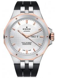 Edox Delfin DayDate Automatic 88005 357RCA AIR watch image