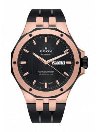 Edox Delfin DayDate Automatic 88005 357RNCA NIR watch image