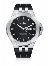 Edox Delfin DayDate Automatic 88005 3CA NIN watch image
