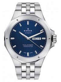 Edox Delfin DayDate Automatic 88005 3M BUIN watch image