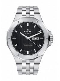 Edox Delfin DayDate Automatic 88005 3M NIN watch image
