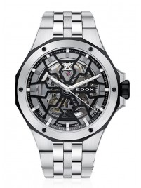 Edox Delfin Mecano Automatic 85303 3NM NBG watch image