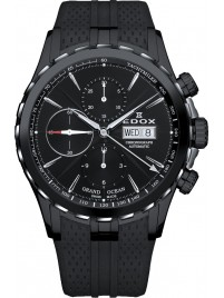 Edox Grand Ocean Automatic Chronograph 01113 357N NIN watch image