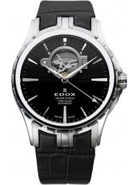 Edox Grand Ocean Automatic Open Heart 85008 3 NIN watch image